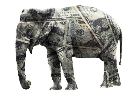 banking elephant