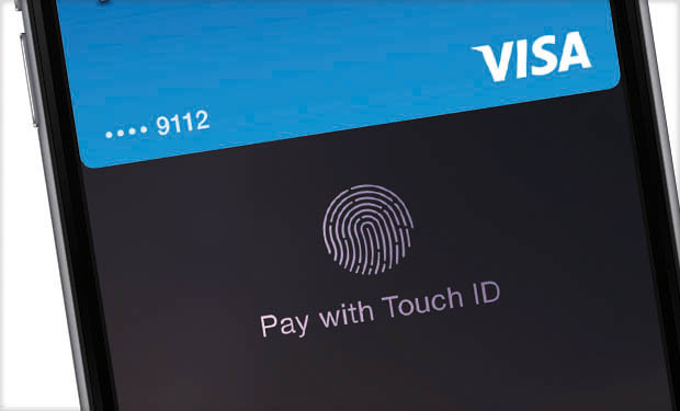 apple pay fingerprint